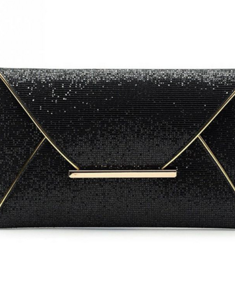 Glitter Sequin Evening Clutch
