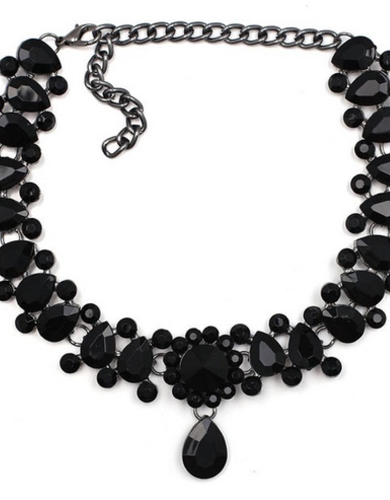 BellaNiecele Collar Necklace & Pendant Choker