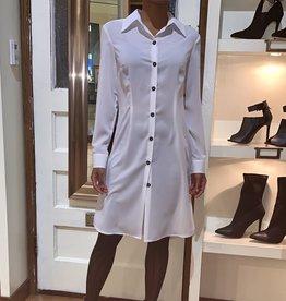 Essential Button Down Dress
