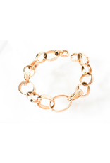 POMELLATO 18K Rose Gold Link Bracelet