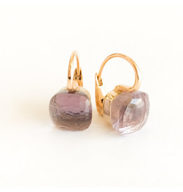 POMELLATO Rose de France Nudo Earrings