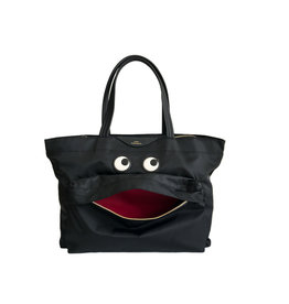 ANYA HINDMARCH Small Eyes Nylon Tote