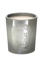 DIPTYQUE Feu De Bois Outdoor Ceramic Pot Candle