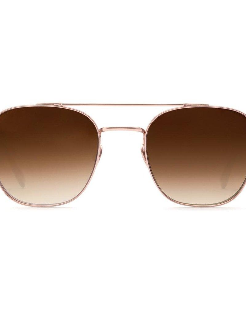 KREWE Earhart - Rose Gold Titanium