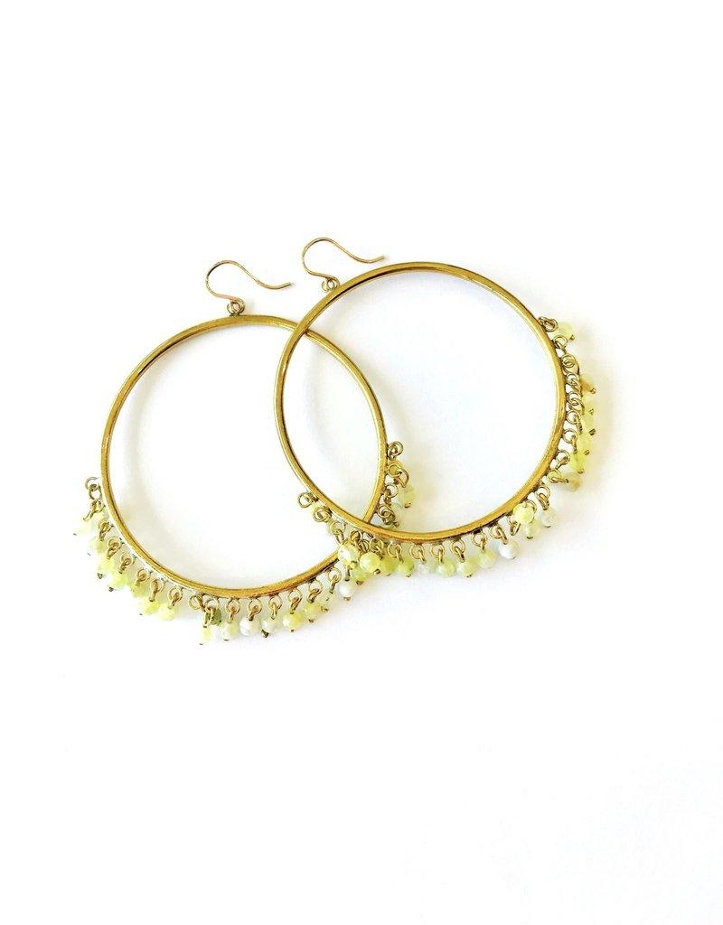 ASHLEY PITTMAN Mnara Earrings