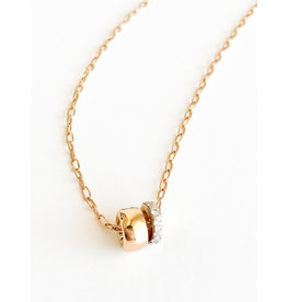 POMELLATO Iconica Diamond Pendant With Chain