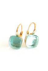 POMELLATO Nudo Blue Topaz Earrings