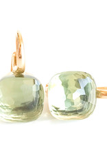 POMELLATO Prasiolite Nudo Earrings