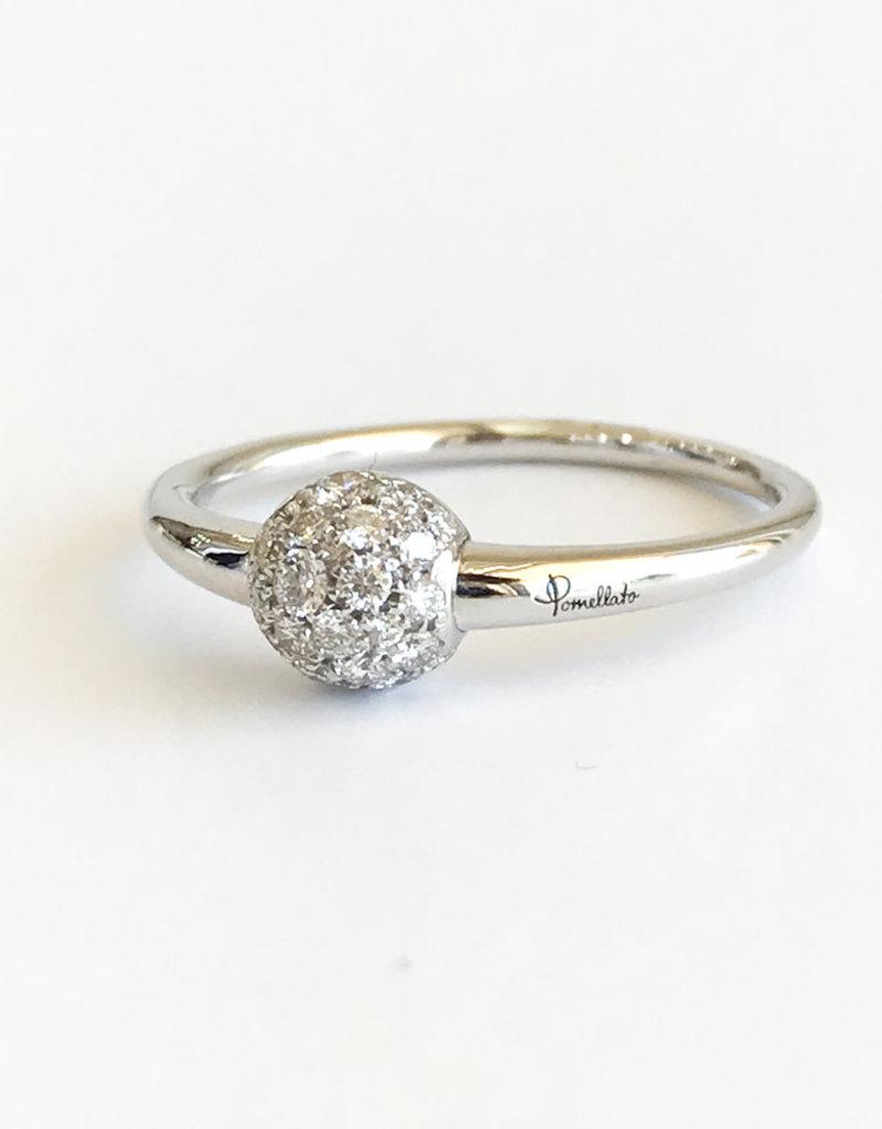 POMELLATO Diamond M'ama Non M'ama Ring
