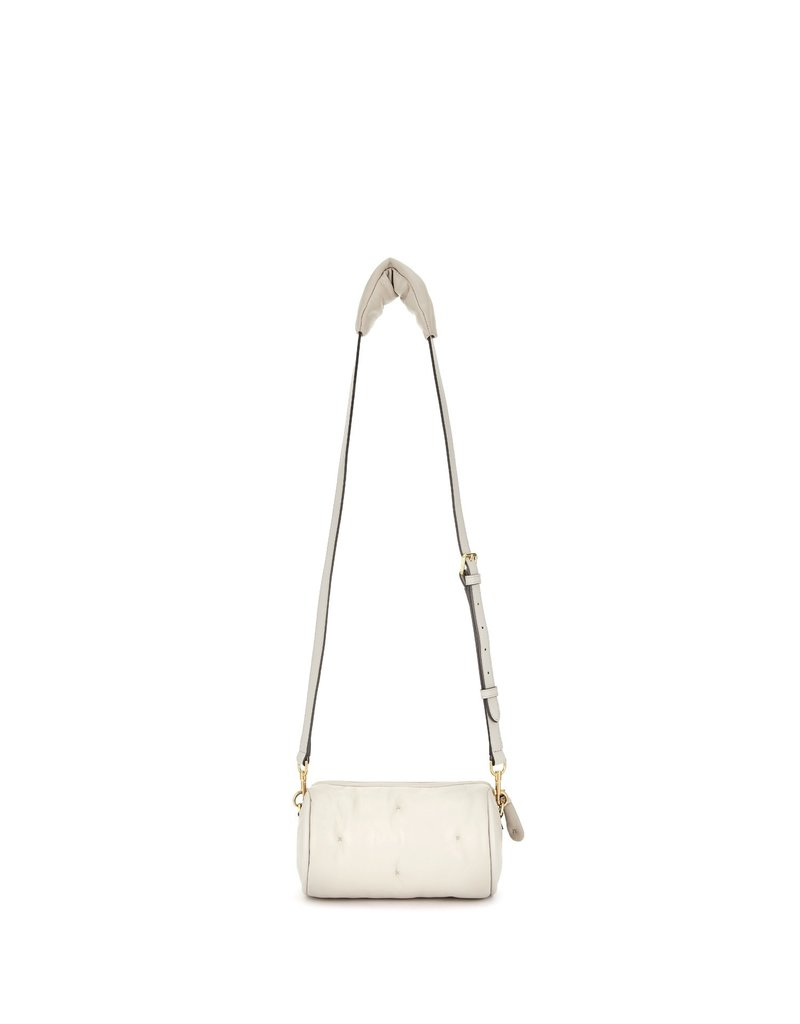 ANYA HINDMARCH Chubby Barrel Crossbody Steam