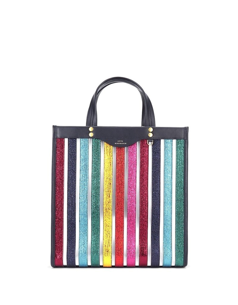 ANYA HINDMARCH Multi Stripes Tote
