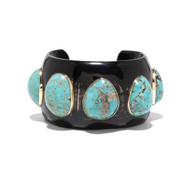 ASHLEY PITTMAN Chini Cuff Dark Horn
