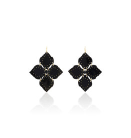 ASHLEY PITTMAN Angalia Earrings Dark Horn
