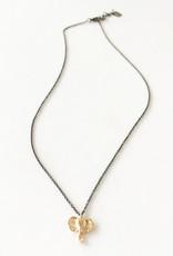 JAMIE JOSEPH Elephant Necklace