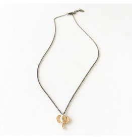 JAMIE JOSEPH Elephant Necklace