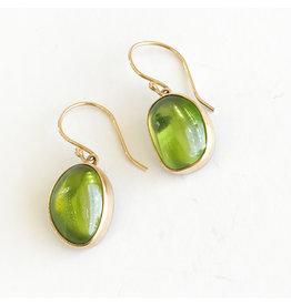 JAMIE JOSEPH Peridot Drop Earrings