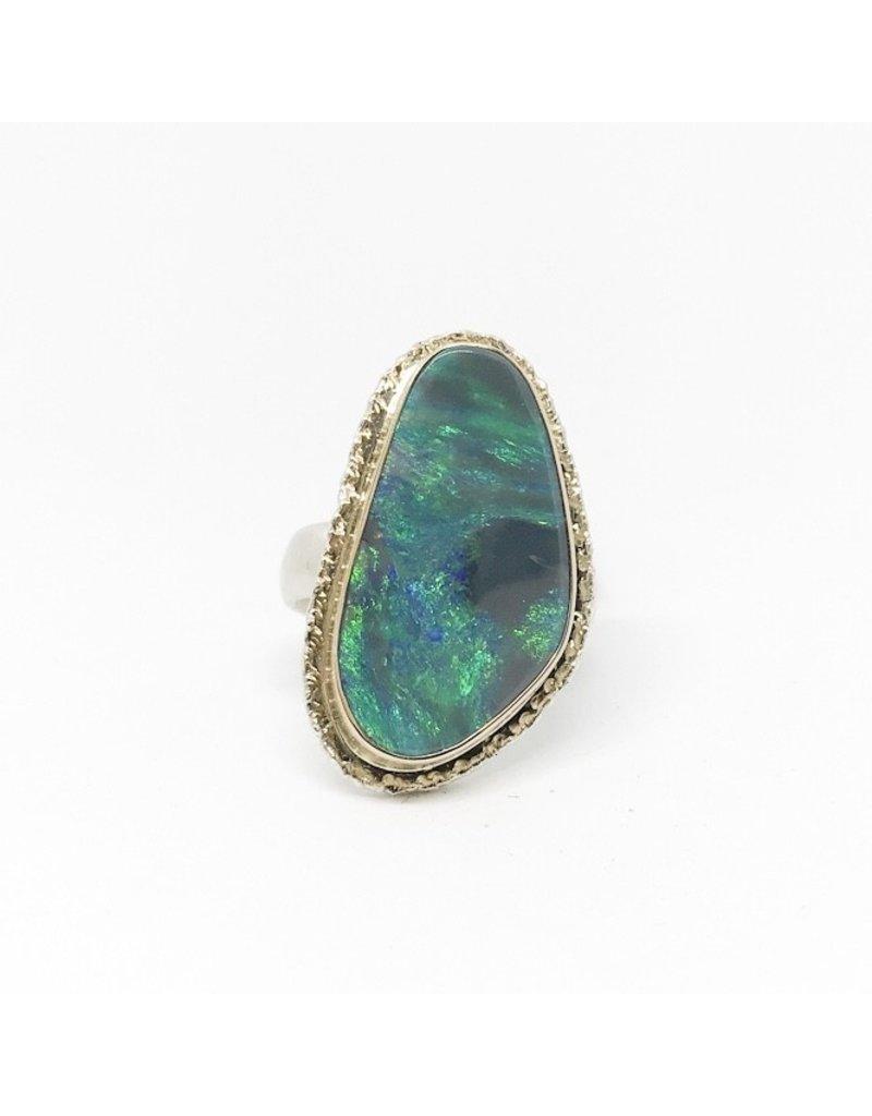 JAMIE JOSEPH Australian Opal Ring