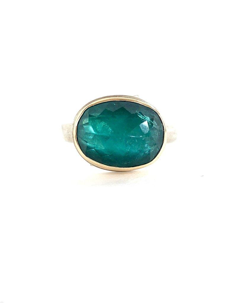 JAMIE JOSEPH Green Tourmaline Ring
