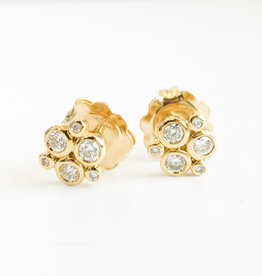 TEMPLE ST CLAIR Classic Trio Earring