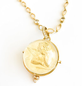 TEMPLE ST CLAIR Angel Locket