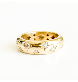 TEMPLE ST CLAIR Cosmos Band Ring