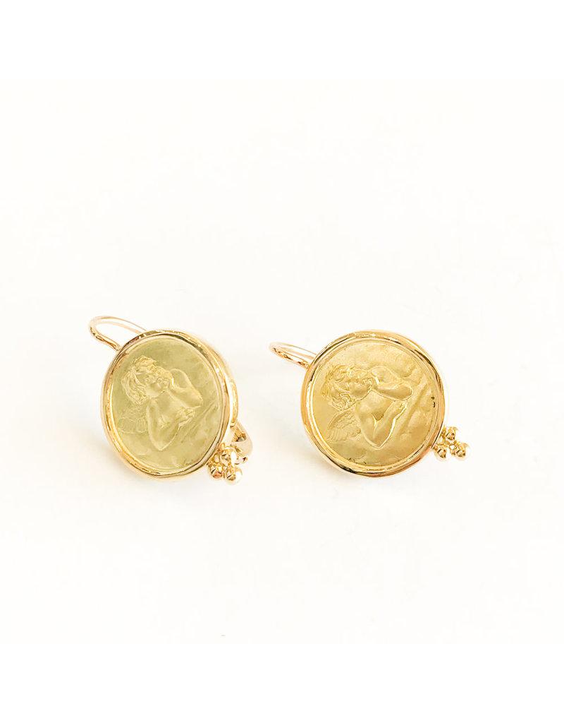 TEMPLE ST CLAIR Angel Earrings