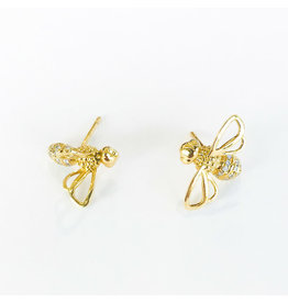 TEMPLE ST CLAIR Bee Post Earring