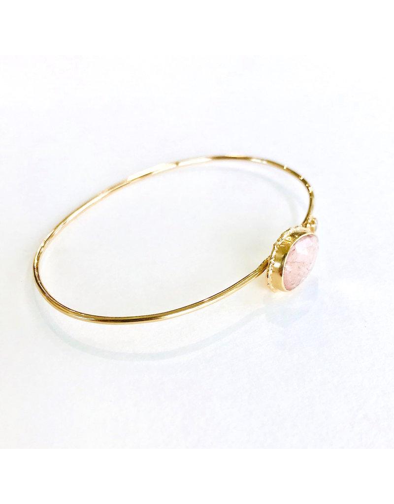 JAMIE JOSEPH Morganite Bracelet