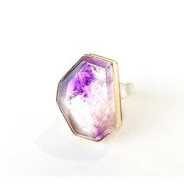 JAMIE JOSEPH Seven Mineral Stone Ring