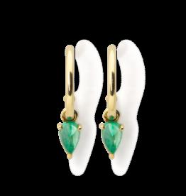 ILA Kinsley Emerald Earrings