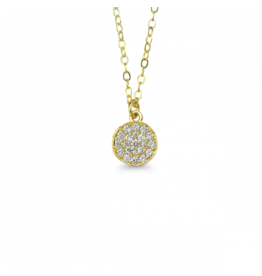 ILA Zerrah Diamond Locket