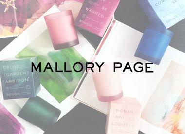 MALLORY PAGE