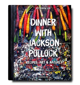 ASSOULINE Dinner With Jackson Pollack