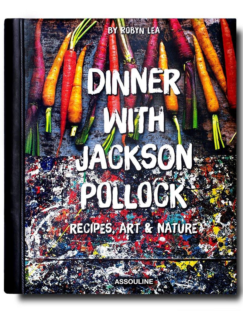 ASSOULINE Dinner With Jackson Pollack