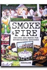 ASSOULINE Smoke And Fire Recipe Book