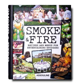 ASSOULINE Smoke And Fire Recipe Book