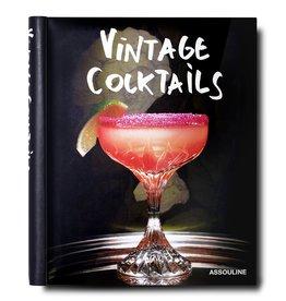 ASSOULINE Vintage Cocktails Book