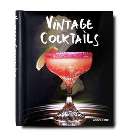 ASSOULINE Vintage Cocktails Book
