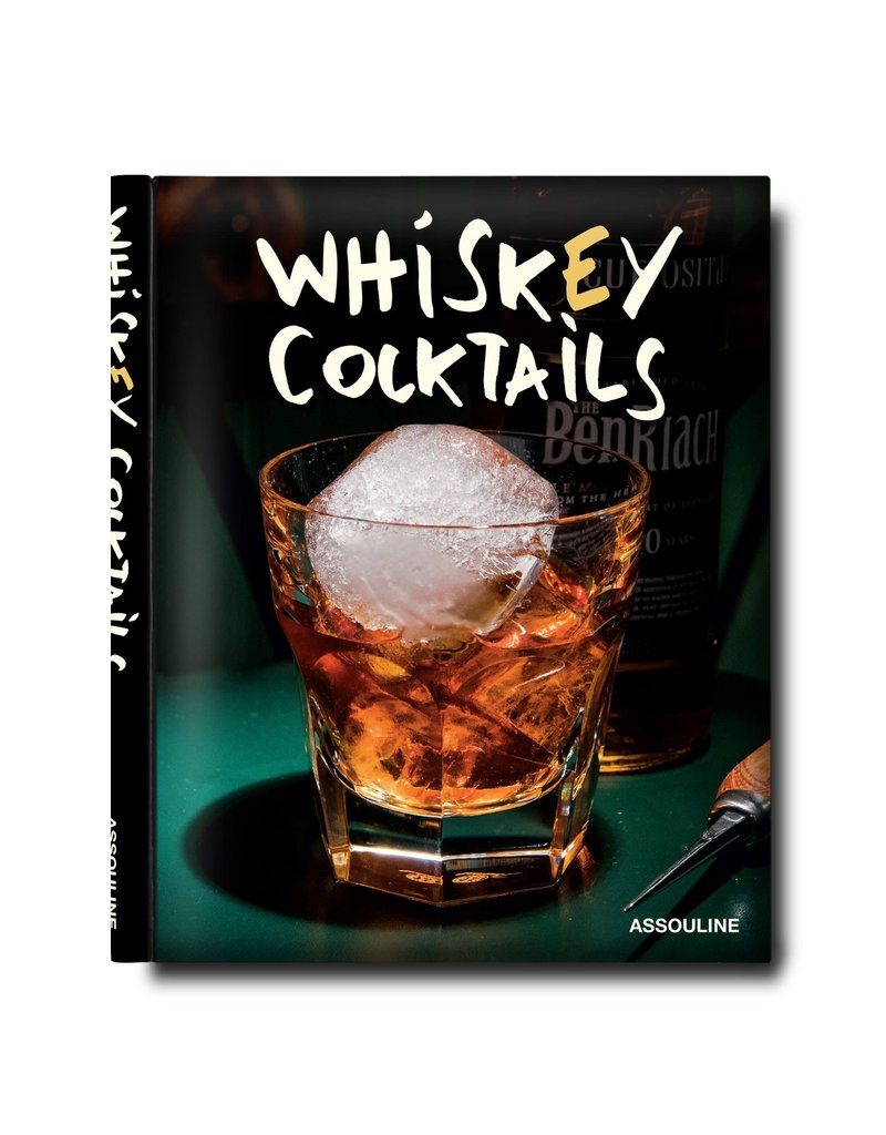 ASSOULINE Whiskey Cocktails