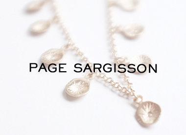 PAGE SARGISSON