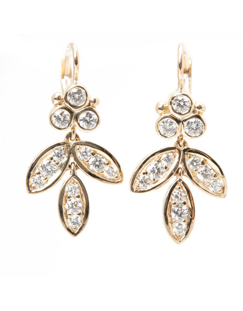 TEMPLE ST CLAIR Foglia Earrings