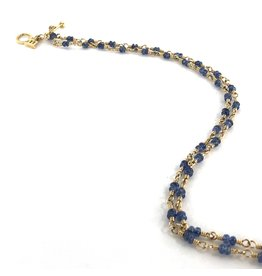 TEMPLE ST CLAIR Karina Blue Sapphire Necklace