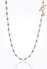 TEMPLE ST CLAIR Karina Blue Sapphire Necklace