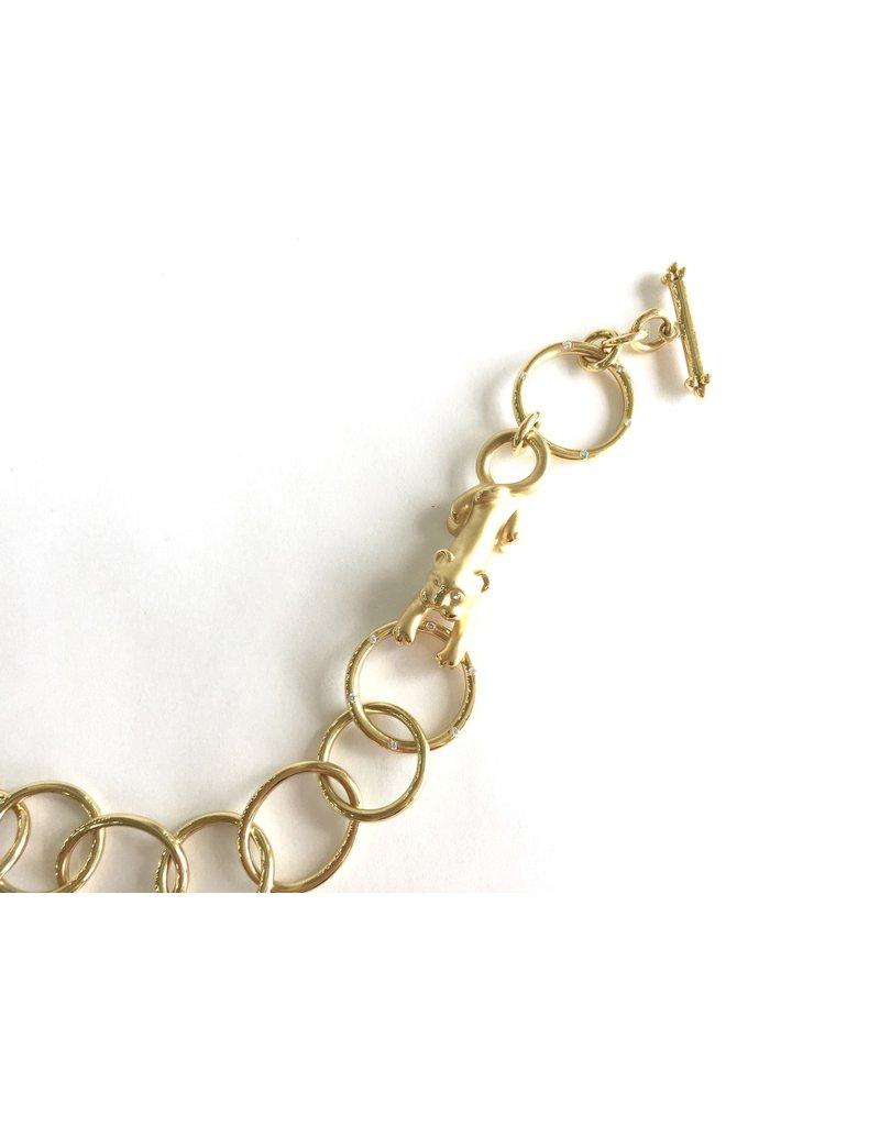 TEMPLE ST CLAIR Lion Arno Bracelet