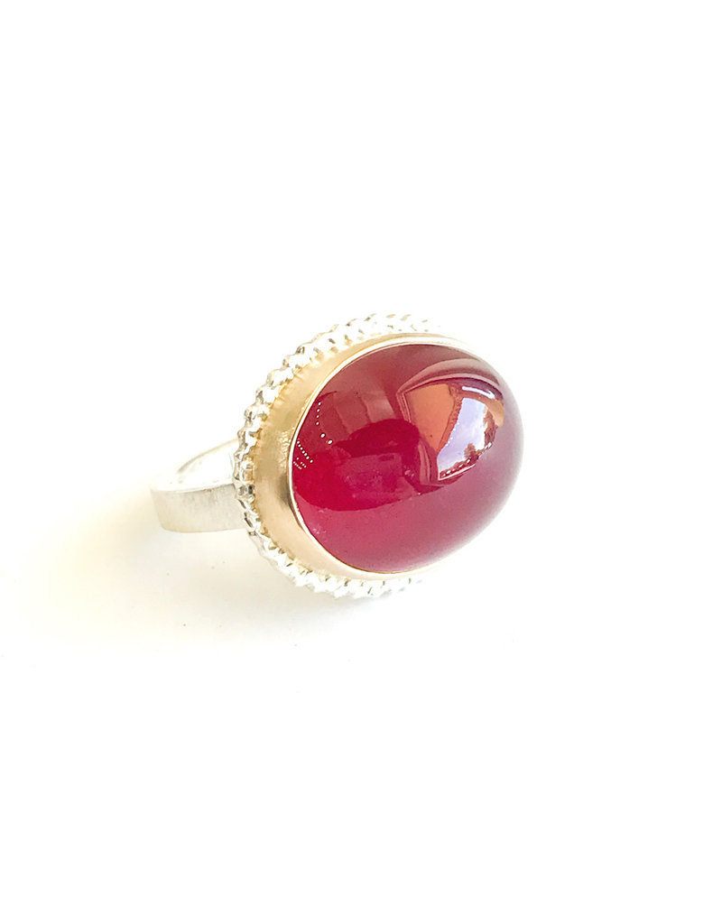 JAMIE JOSEPH African Ruby Ring