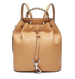 REBECCA MINKOFF Blythe Backpack - Honey