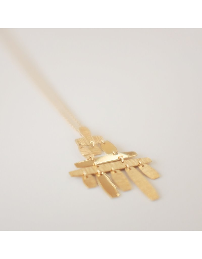SHAESBY Cypress Chandelier Necklace