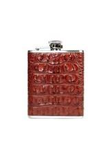 COCODRI Alligator Hip Flask