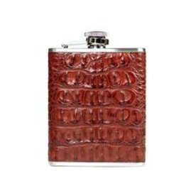 COCODRI Alligator Hip Flask
