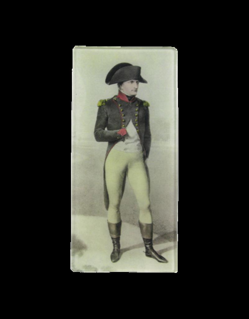 """JOHN DERIAN Napoleon 3.5 x 7"""" Rectangle Tray"""